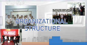 Banner-Structure